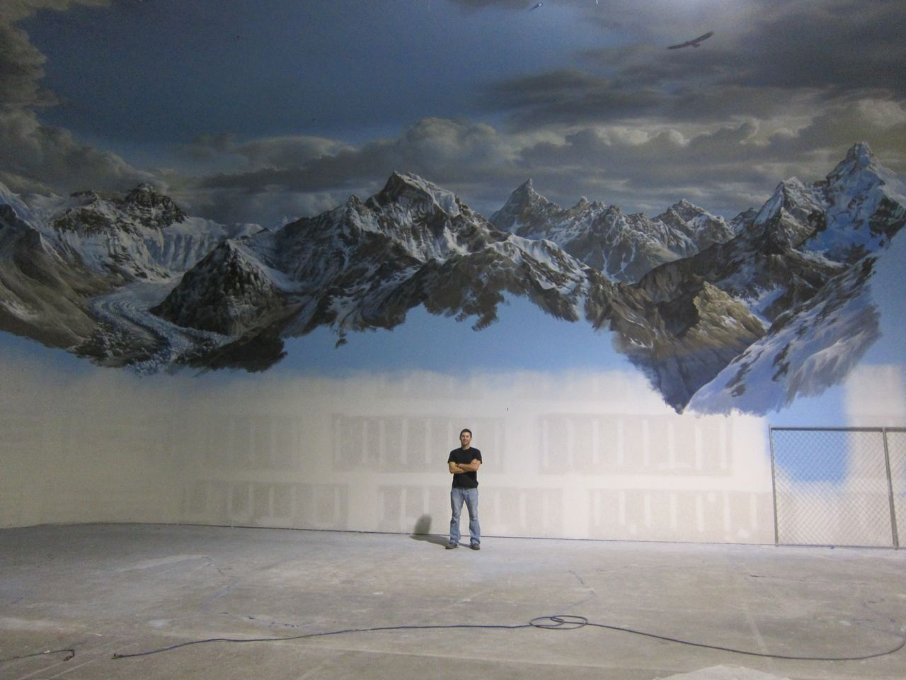 Wolken Brothers – Muralists and Designers